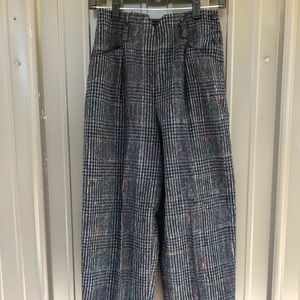 Vintage • Pinstripe Ladies Dress Pants